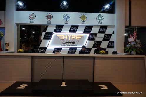 Hotel Hype Motorsports Nilai