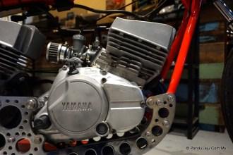 Yamaha RXZ TwinBoss Malaysia