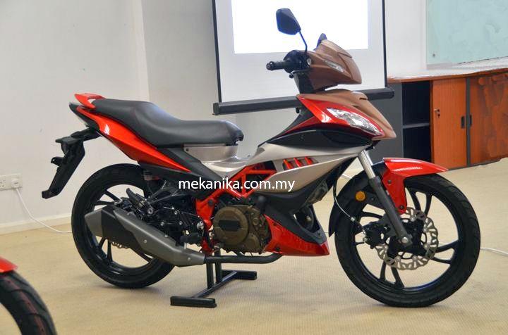 Moped Modenas