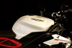 Triumph Street Triple 2017