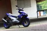 Tunggang Uji Yamaha NVX 155 Malaysia_PanduLaju (18)