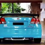 Honda Civic ES 1.7 Shin Rara - Sama Cantik, Sama Padan!!!