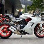 Ducati supersport s Malaysia