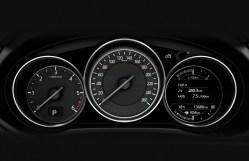 Meter Mazda CX-5 serba baharu Malaysia