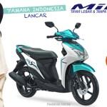 Yamaha Indonesia Lancar Skuter Mio S, Khas Buat Si Gadis yang Menunggang