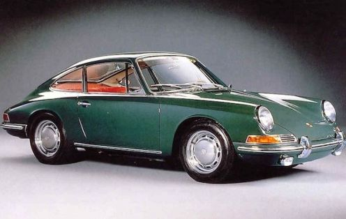 porsche-911-1964