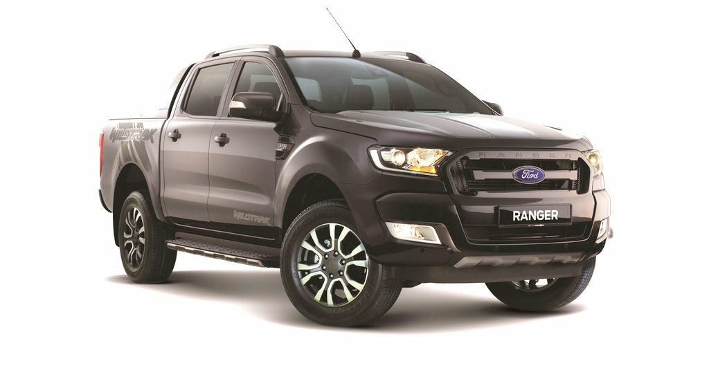 Ford Ranger Wildtrak Meteor Grey 2018