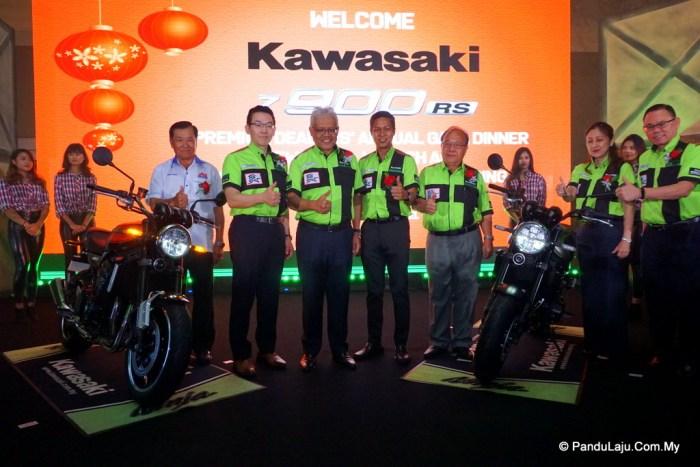 kawasaki z900rs malaysia