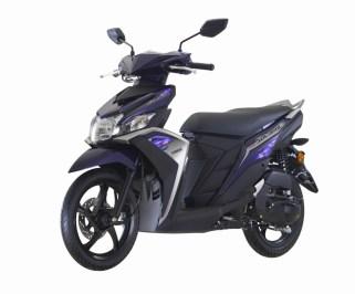 Yamaha Ego Solariz 2018