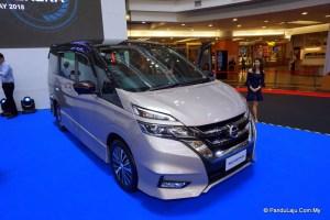 2018 Nissan Serena S-Hybrid Malaysia