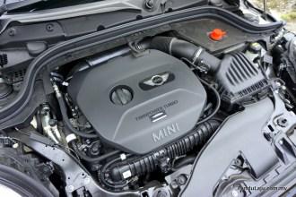 enjin Mini Cooper S Amplified Malaysia