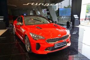 Kia Stinger 2018 Malaysia