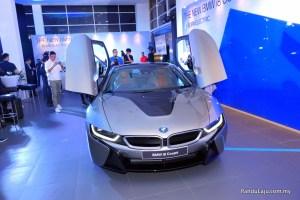 BMW i8 Coupe (2018) Malaysia