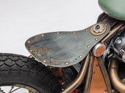 BikinMotor Indian Motorcycle Chopper Hardtail4