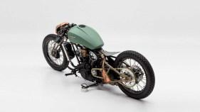 BikinMotor Indian Motorcycle Chopper Hardtail8