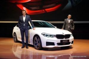 Harga BMW 6 Series Gran Turismo 2018 Malaysia