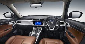 dalaman Proton X70 SUV Malaysia