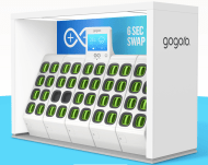 gogoro charging stesen