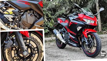 7 Sportbike 250cc dengan Nisbah Kuasa-Berat Terbaik 2018