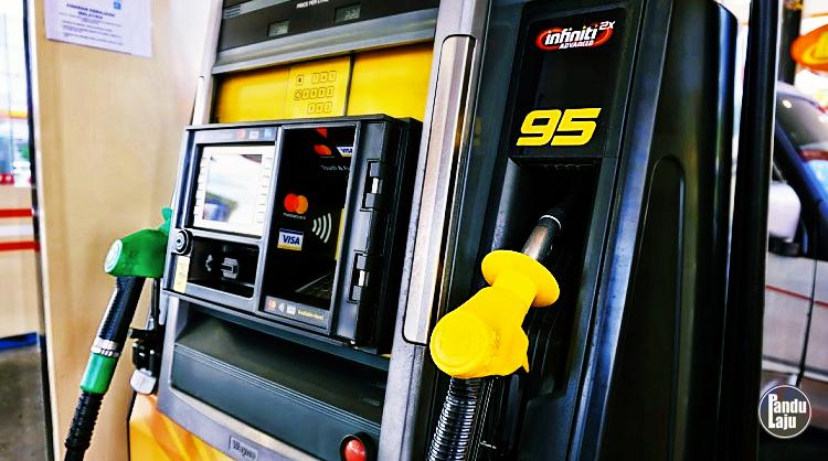 Harga Petrol RON97 Terus Naik, RON95 dan Diesel Kekal Mulai Esok (20/07/19)