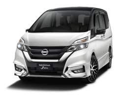 Nissan Serena Hibrid J Impul-4