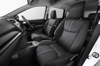 Aruz X_Interior_Fabric Seats