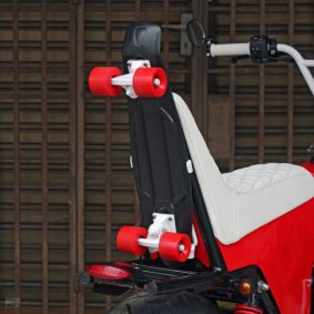 Modifikasi Modenas V15-3
