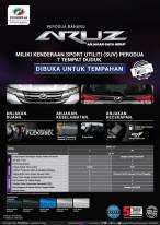 Perodua Aruz SUV Malaysia_PanduLaju_4
