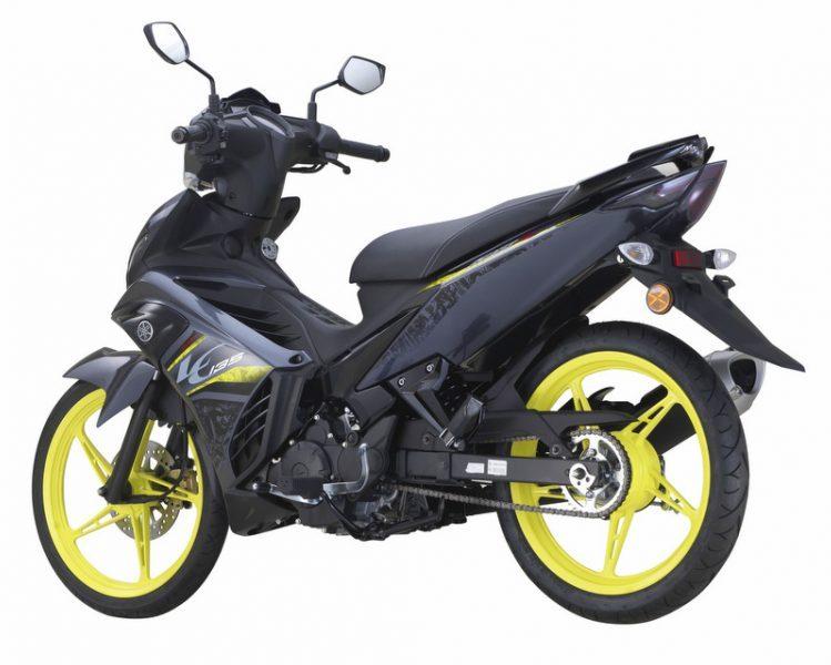 Yamaha 135LC V6 di Malaysia, Ada 4 Benda Baharu Tapi Enjin