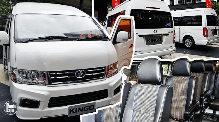 Cam Kingo Series Baharu Kini di Malaysia dengan 4 Varian, Harga Bermula RM100k
