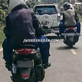 Yamaha NMAX 155 Facelift spyshot_4