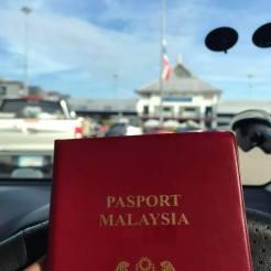 Pasport Malaysia.