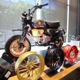Honda Monkey Dragon Ball_1