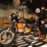 Honda Monkey Dragon Ball_9
