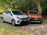 Pandu Uji Perodua Axia 2019