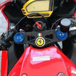 Motor Ferrari Honda 9