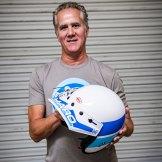 Bell Helmets Bob Haro Custom 500 SE Culture Classic Open-Face Mo