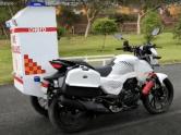 Hero Xtreme 200R Ambulans_5