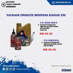 Package Prihatin Elegan250