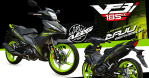 Sebulan di Pasaran, SYM VF3i 185 LE Catat Jualan 2,500 Unit!