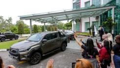 Toyota Hilux 2020 Malaysia_PanduLaju22