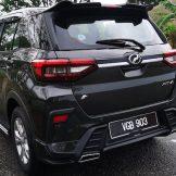 Perodua Ativa X (2021) -4