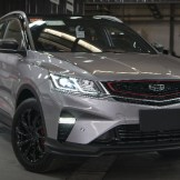 Geely Coolray Sport Limited