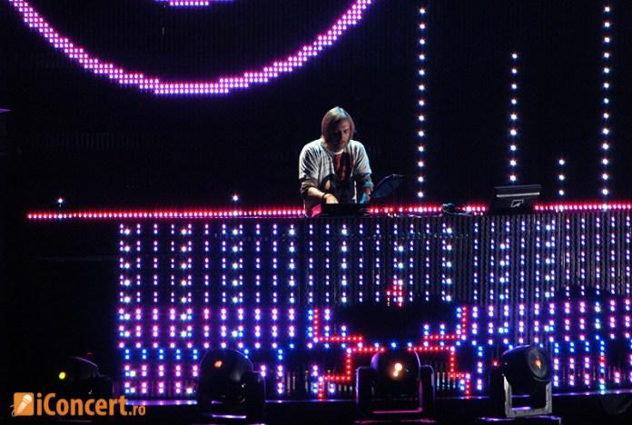David Guetta la Romexpo