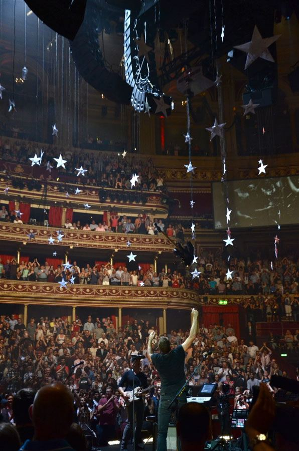 Coldplay - Royal Albert Hall 2014 - 03
