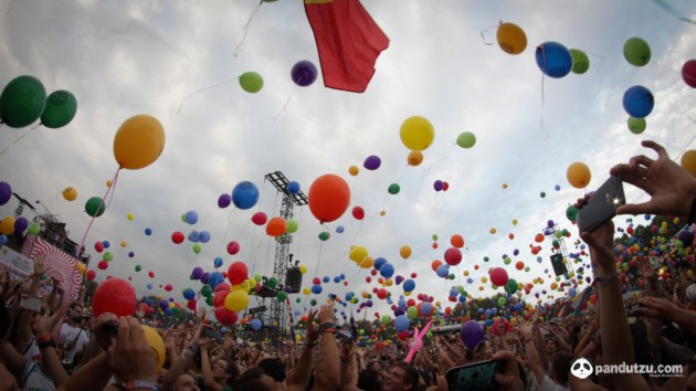Sziget Festival 2014 (day 0) -45