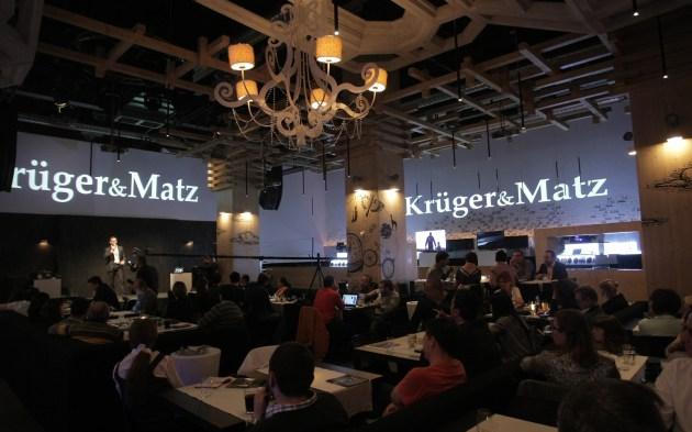 Kruger & Matz Image 001