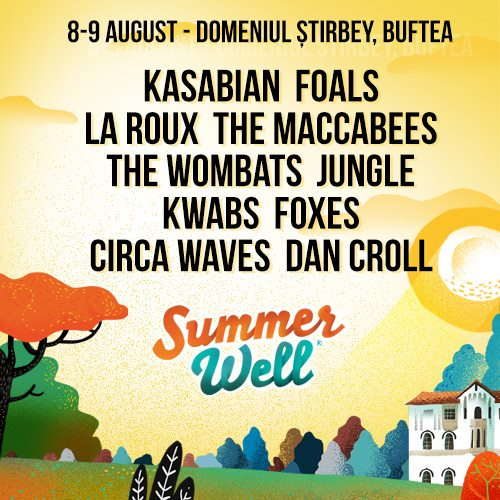 Line-up Summer Well 2015