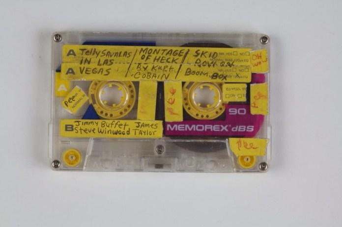 Montage of heck - Kurt Cobain