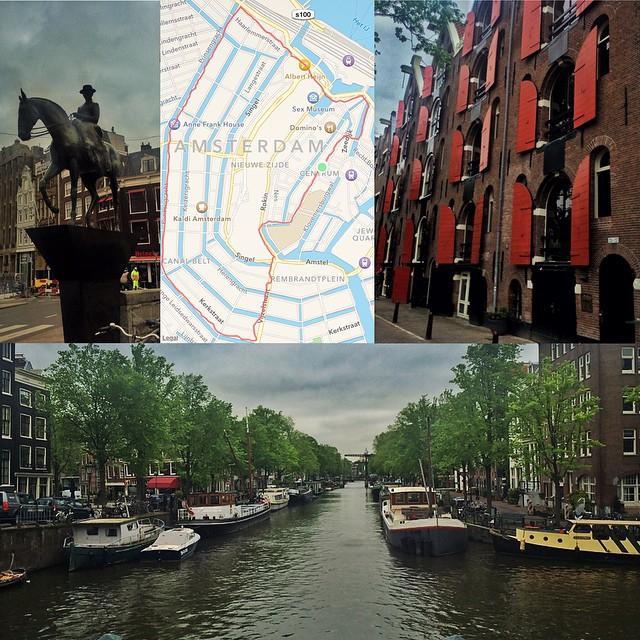 #RunInAmsterdam